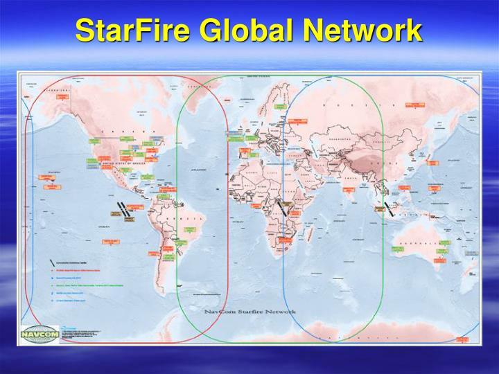 StarFire Global Network