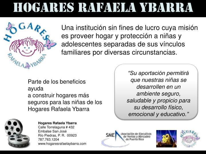 Hogares Rafaela Ybarra