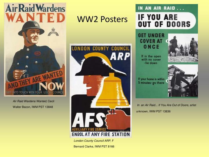 WW2 Posters