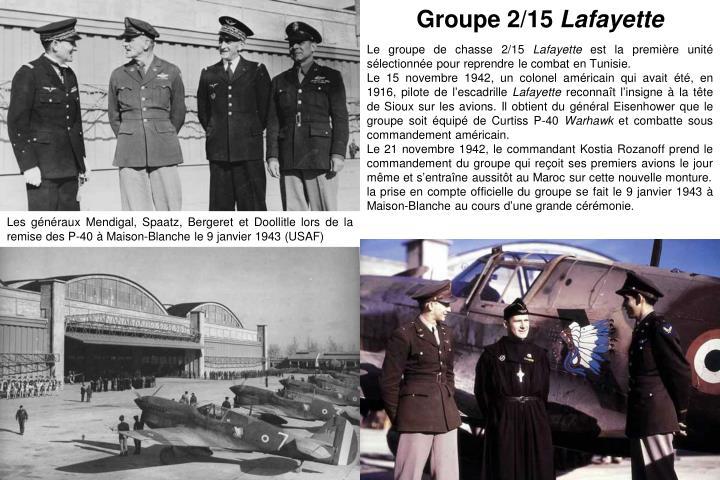 Groupe 2/15