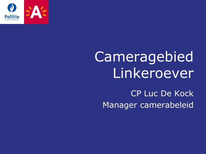 Cameragebied Linkeroever