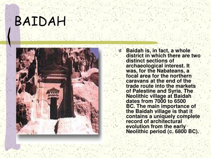BAIDAH