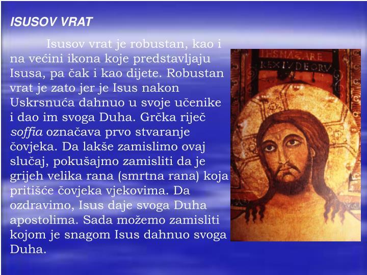 ISUSOV VRAT