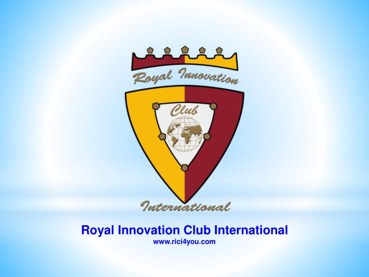 Royal Innovation Club International