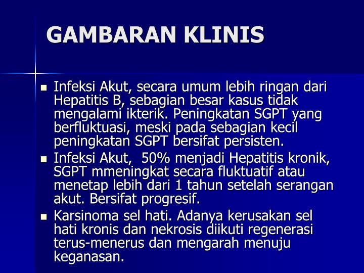 GAMBARAN KLINIS