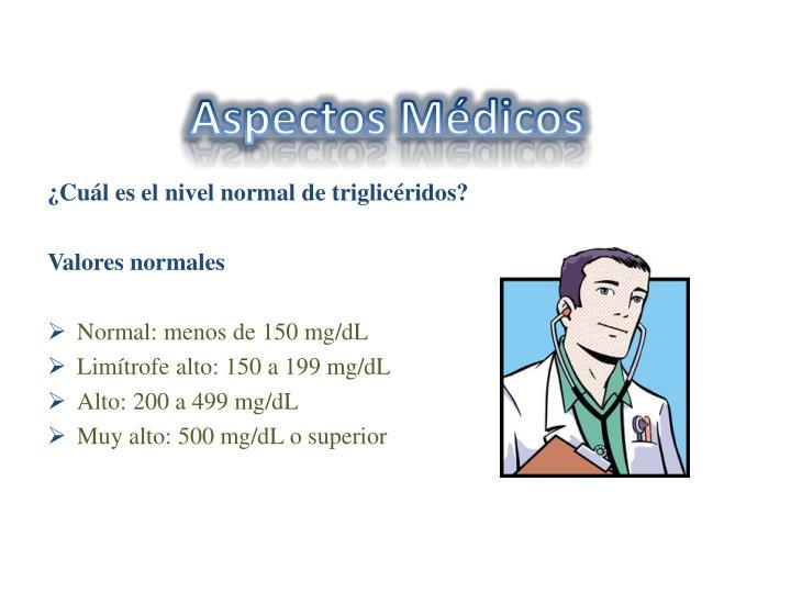 Aspectos Médicos