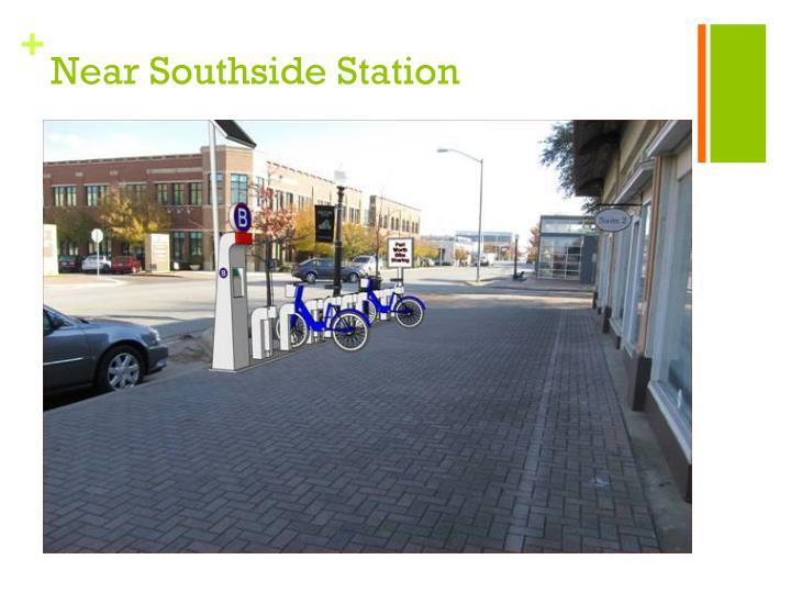 Near Southside Station