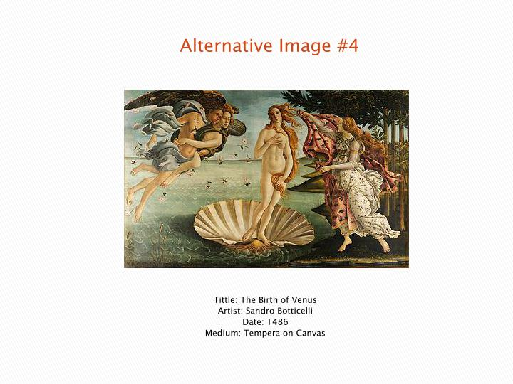 Alternative Image #4