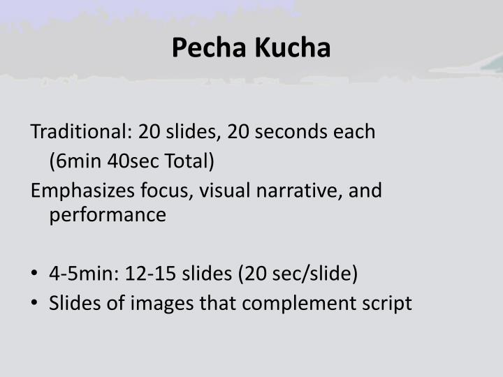 Ppt power point guidelines powerpoint presentation id for Pecha kucha powerpoint template