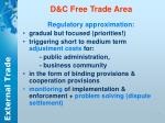 d c free trade area1