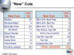 new cuts1