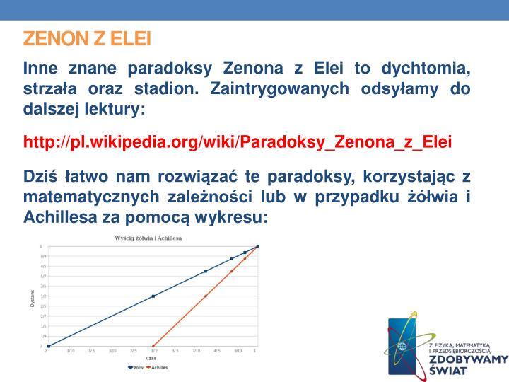 Zenon z
