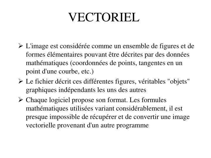 VECTORIEL