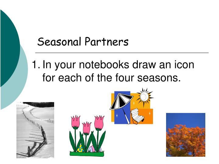 Seasonal Partners