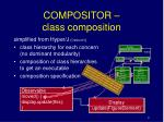 compositor class composition