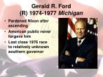 gerald r ford r 1974 1977 michigan2