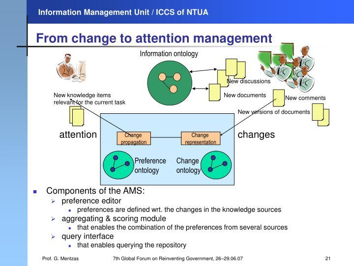 Information ontology