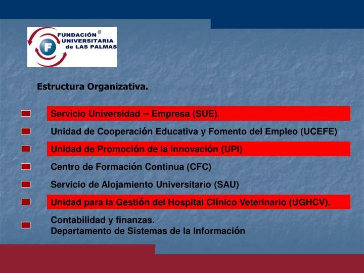Servicio Universidad