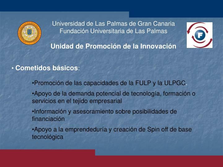 Universidad de Las Palmas de Gran Canaria