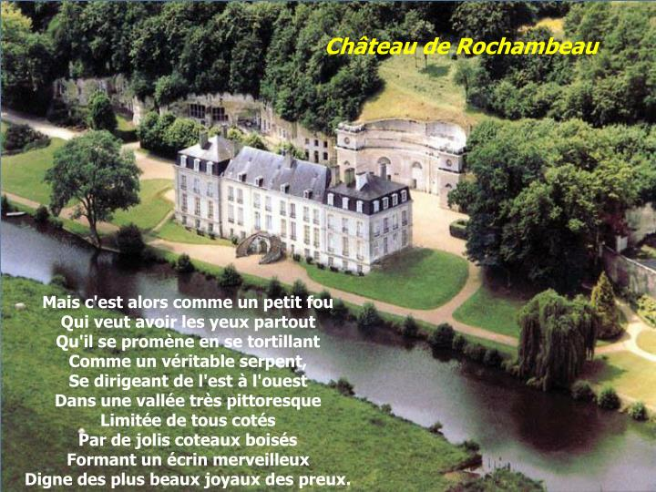Château de Rochambeau