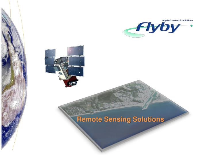 Remote Sensing Solutions