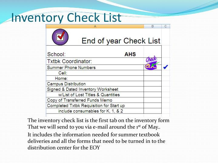check heat documents working in inventory fabsuite - Inventory Checker