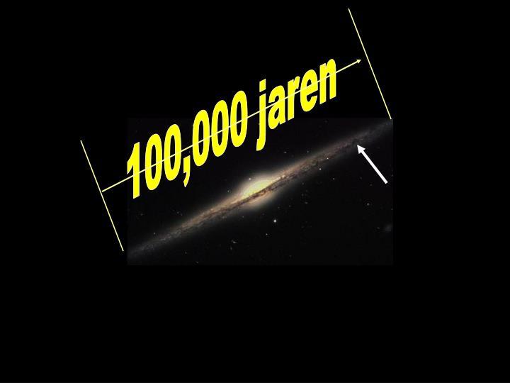 100,000 jaren