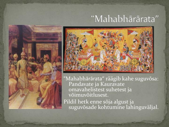 """Mahabh"