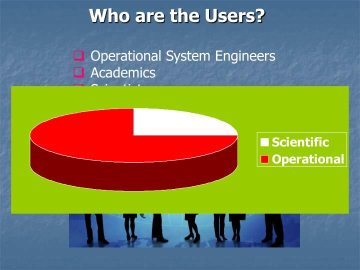 Operational System Engineers