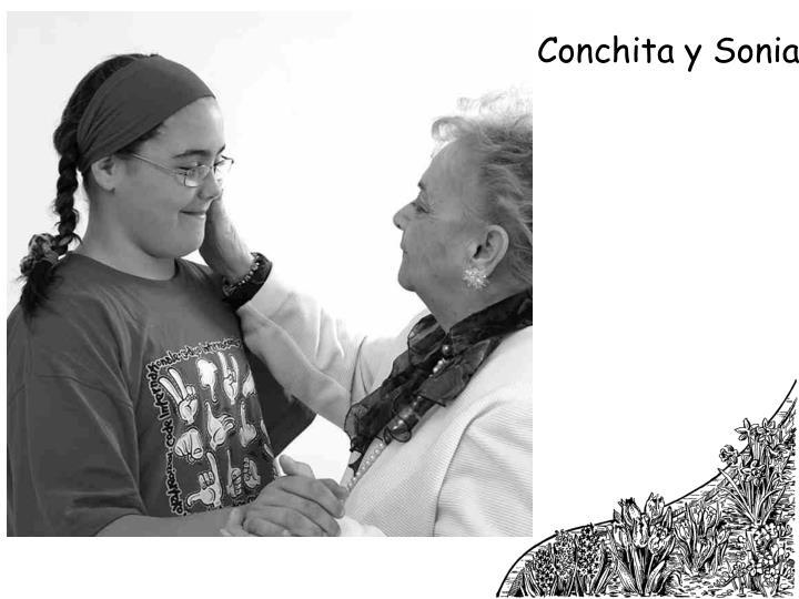 Conchita y Sonia