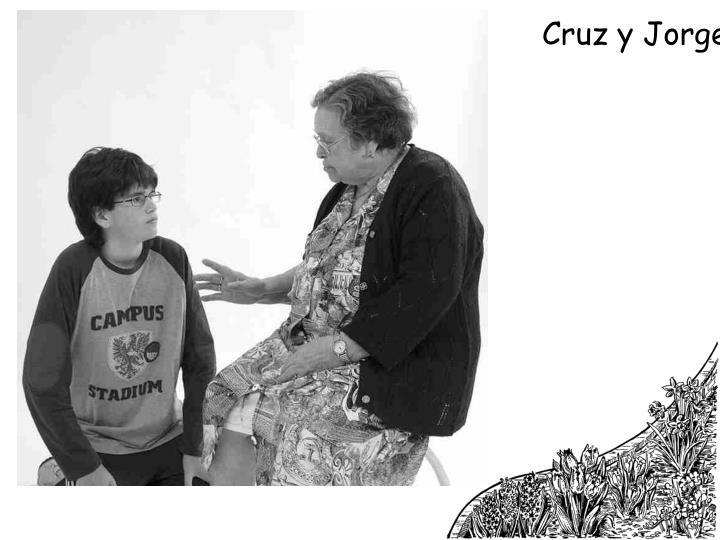 Cruz y Jorge