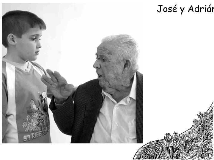 José y Adrián