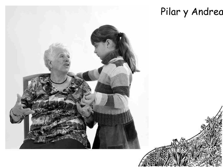 Pilar y Andrea