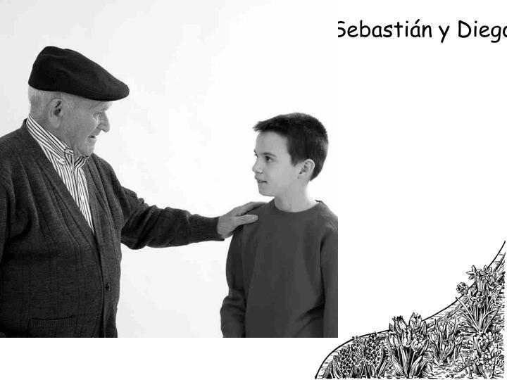 Sebastián y Diego