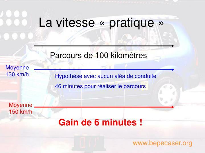 Parcours de 100 kilomètres