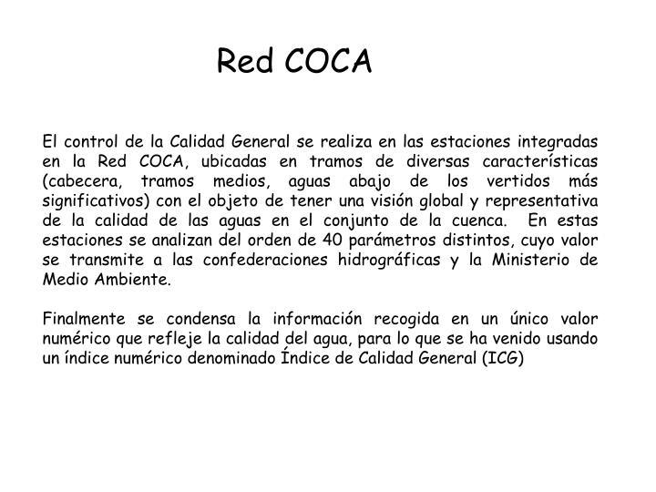 Red COCA