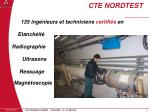 cte nordtest1