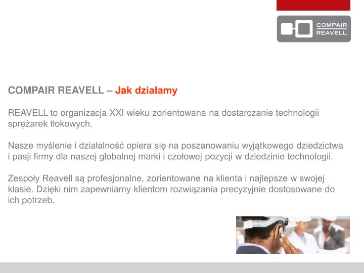 COMPAIR REAVELL –