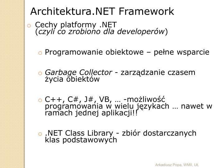 Architektura.NET