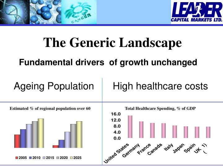 The Generic Landscape