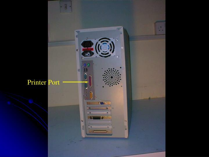 Printer Port