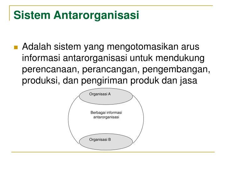 Organisasi A