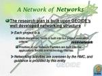 a network of