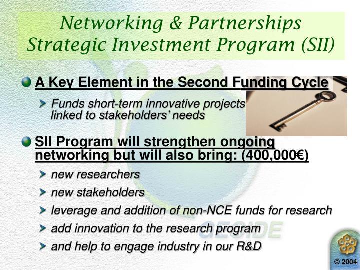 Networking & Partnerships