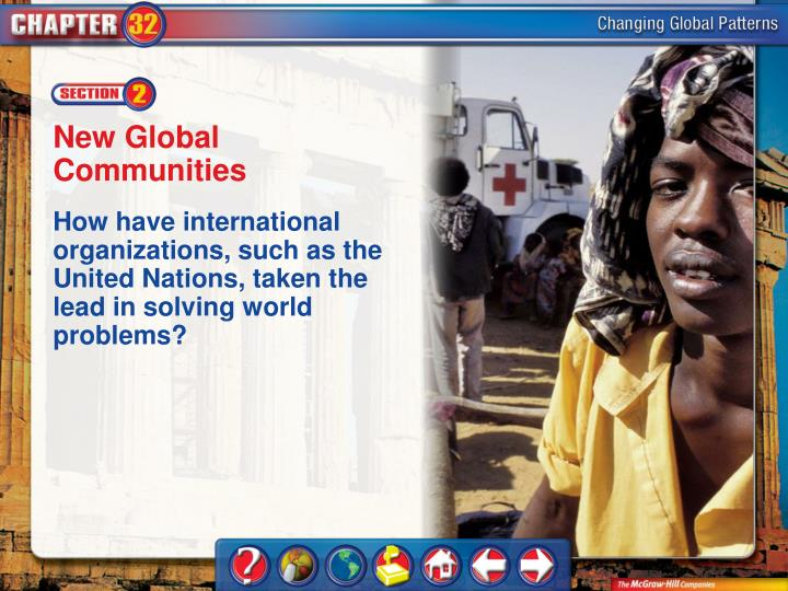 New Global Communities