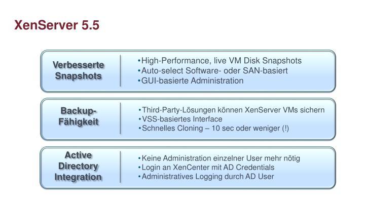 XenServer 5.5