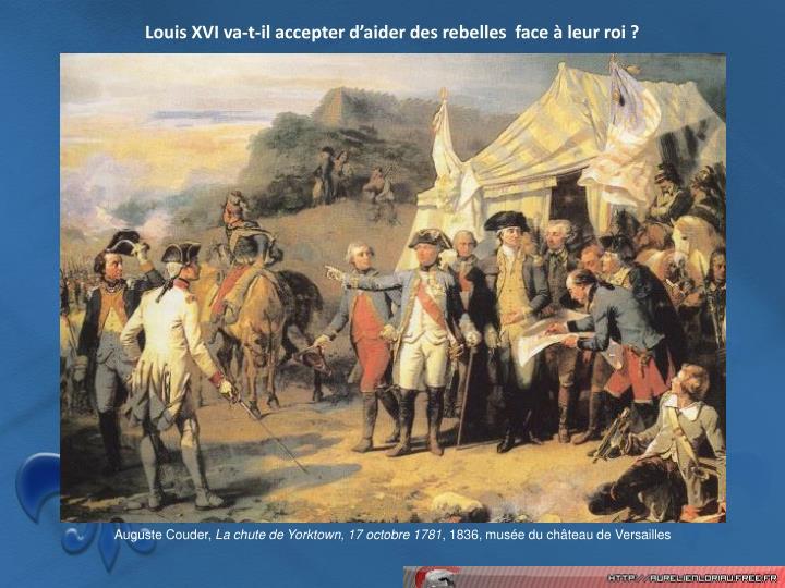 Louis XVI va-t-il accepter d