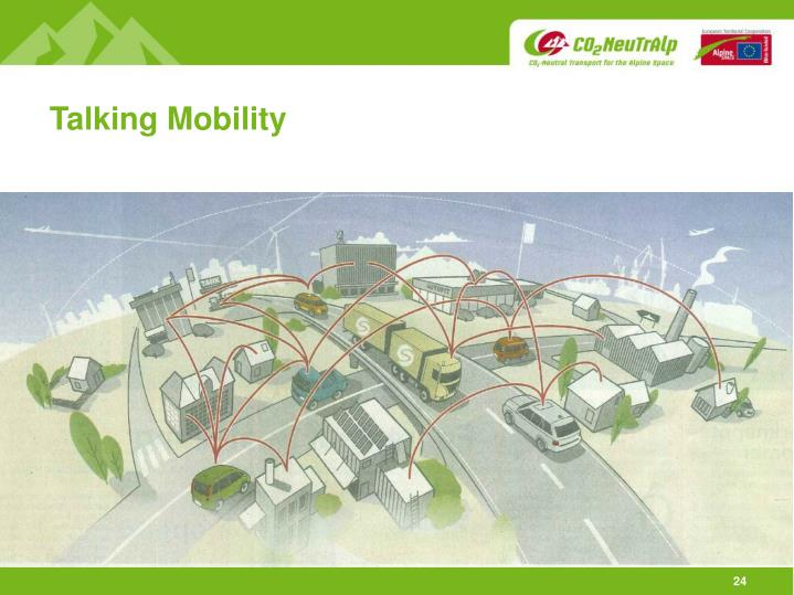 Talking Mobility