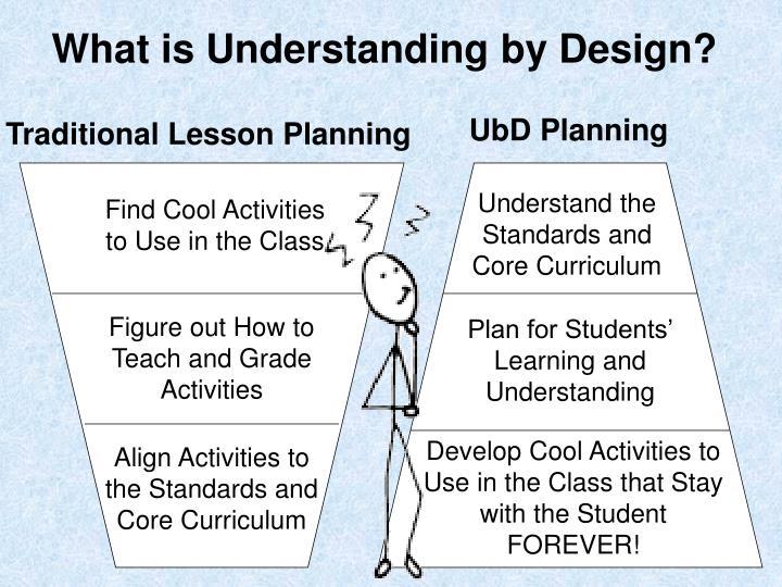 UbD Planning