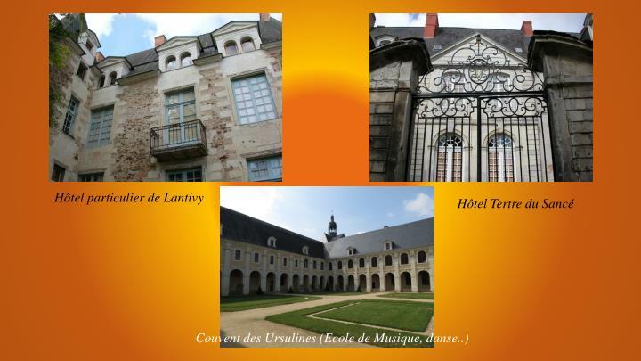 Hôtel particulier de Lantivy